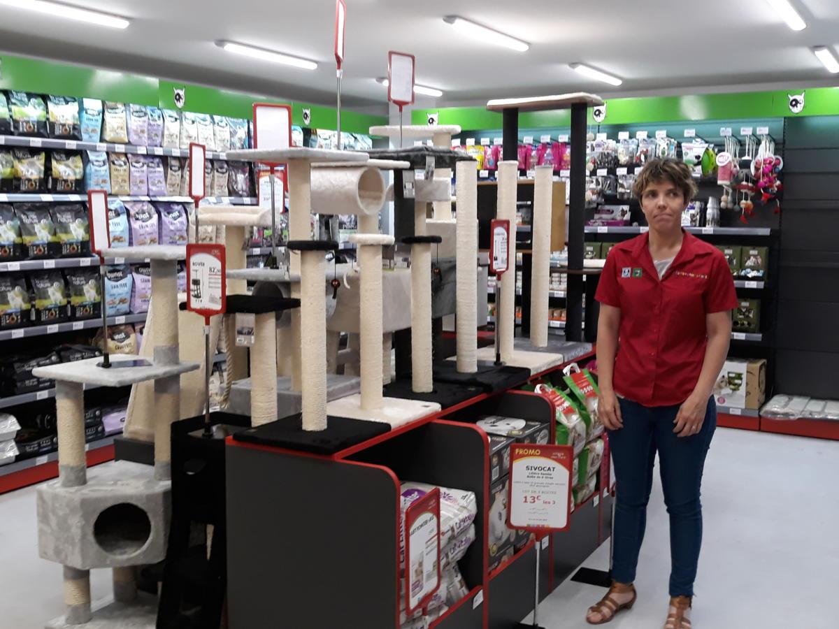 03-07-19 Le RDV Shopping de GRAND SUD FM avec Elise chez Medor et Cie à Lézignan-Corbières