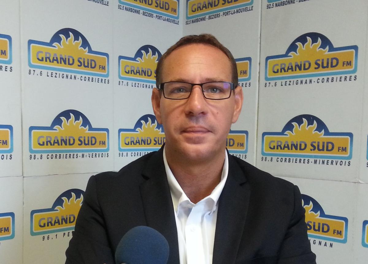 03-10-19 Guillaume CARABIN: le nouveau commissaire de Narbonne