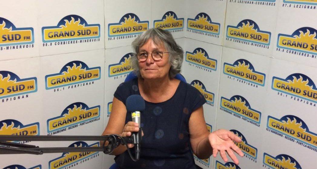 11-09-19 Danielle FERRANDO, présidente de l'Association pour le développement des soins palliatifs L'Olivier dans l'Aude & les Pyrénées Orientales