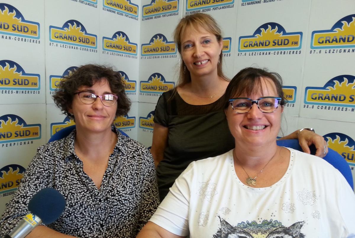24-09-19 Nadine ROBINET & Laetitia BACH de la maternité de la polyclinique de Narbonne