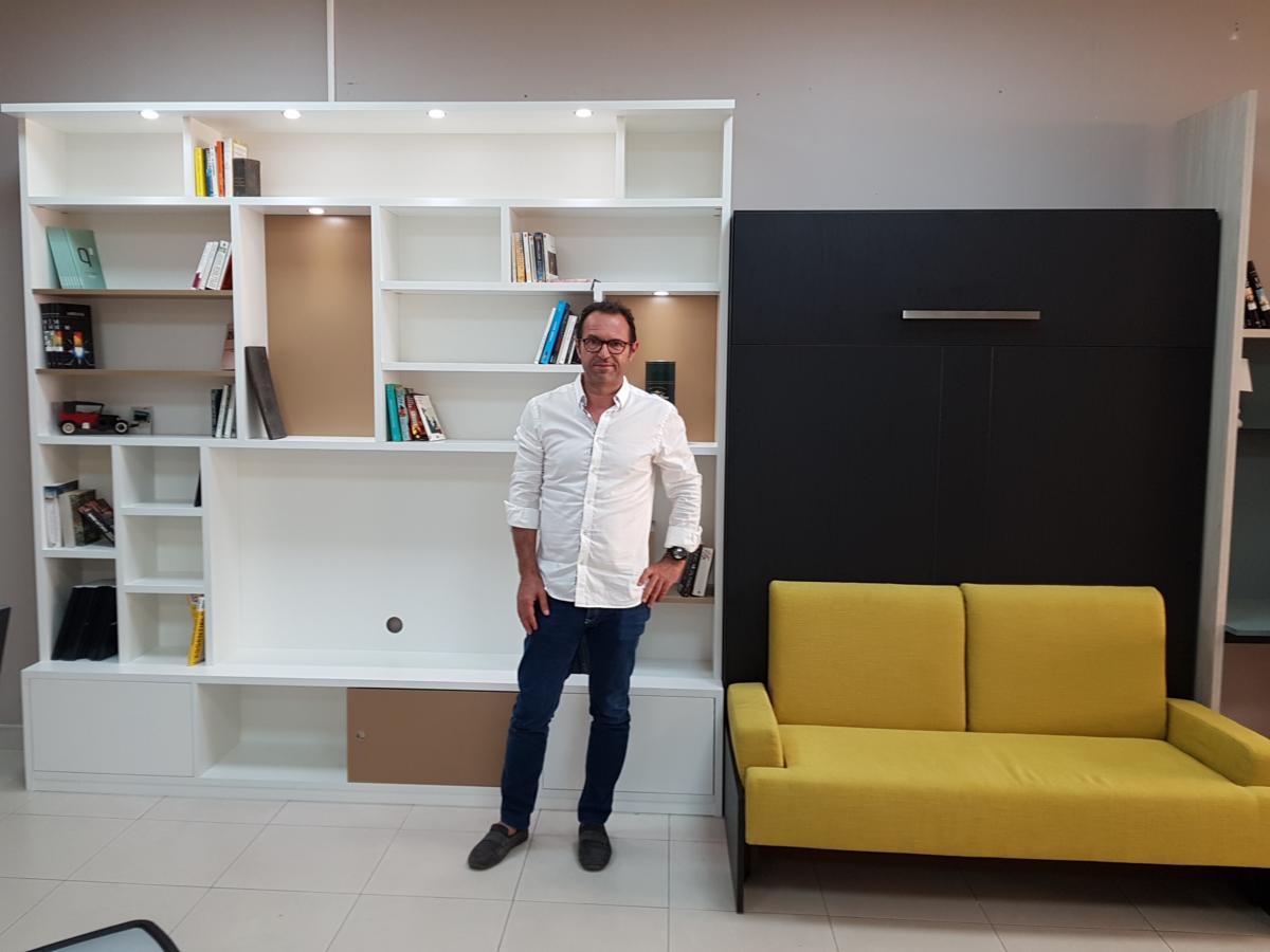 18-09-19 Le RDV Shopping de GRAND SUD FM avec Philippe BOY, directeur du magasin QUADRO à Narbonne