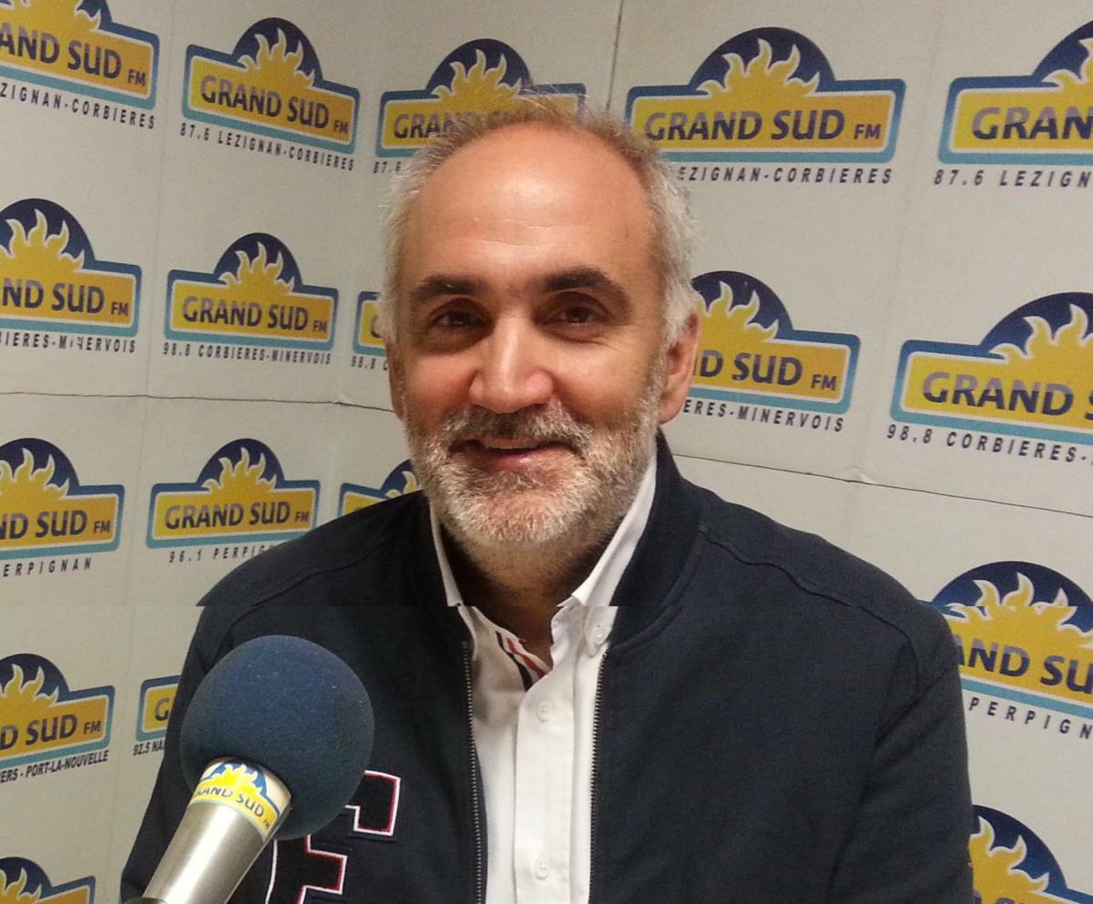 30-10-19 Vincent DOURLET : Directeur de l'Arena de Narbonne