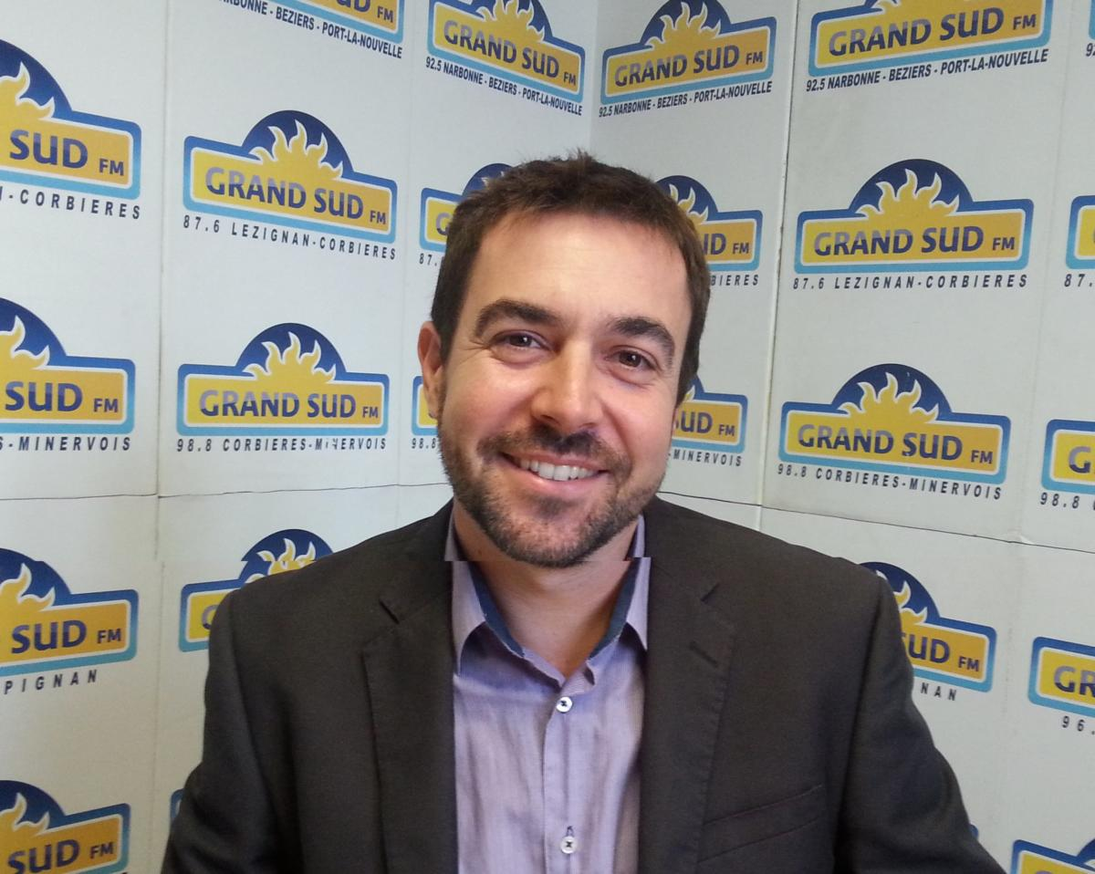 25-10-19 David GRANEL pour la liste Narbonne 21 aux élections Municipales de Narbonne
