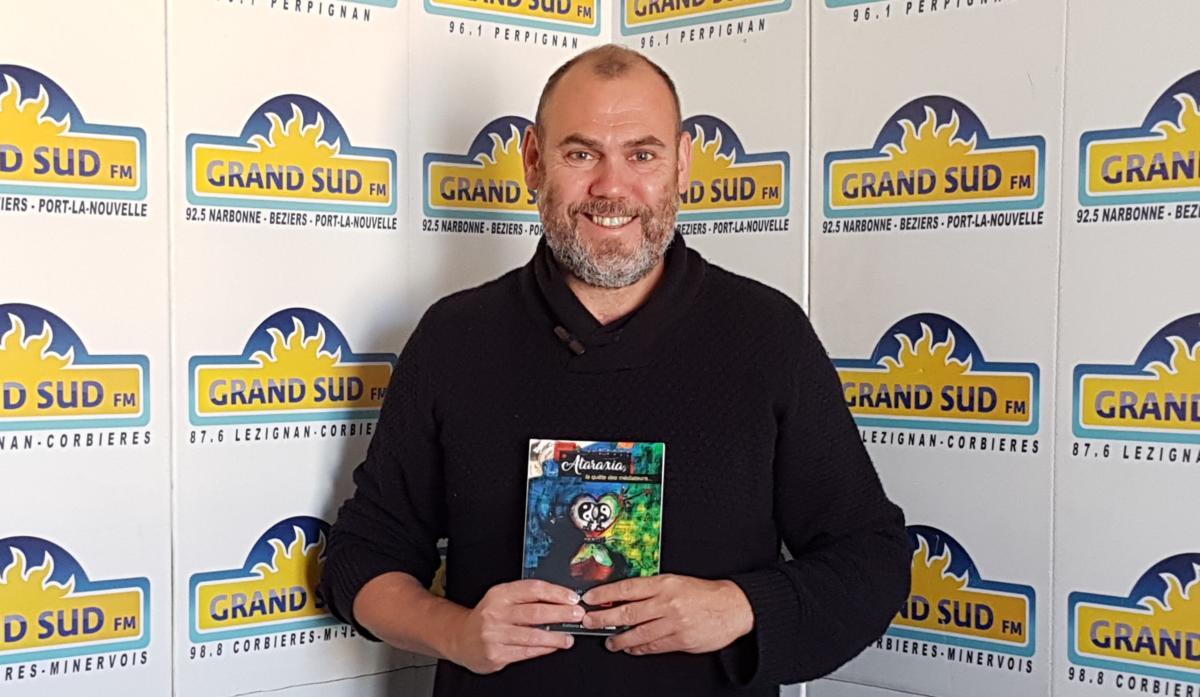 31-10-19 Manikéo présente le livre «Ataraxia, la quête des médiateurs»