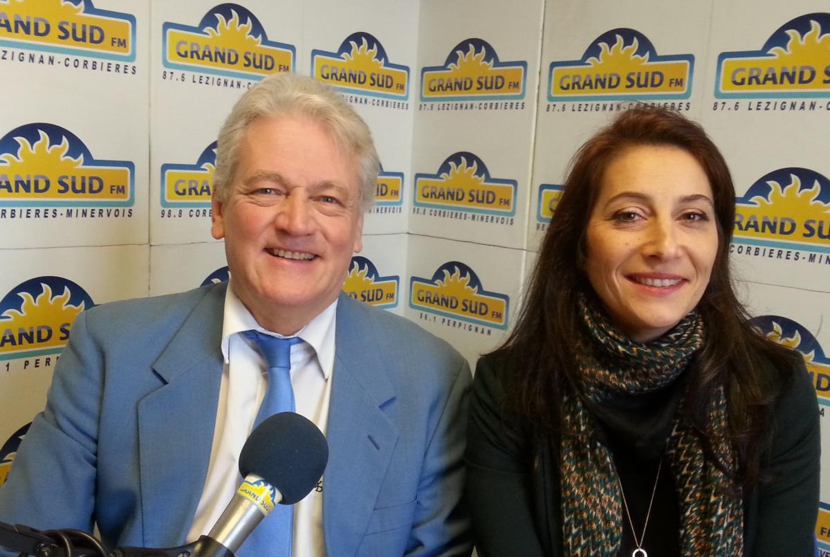 14-11-19 Jean-François DARAUD & Milanka PETROVIC