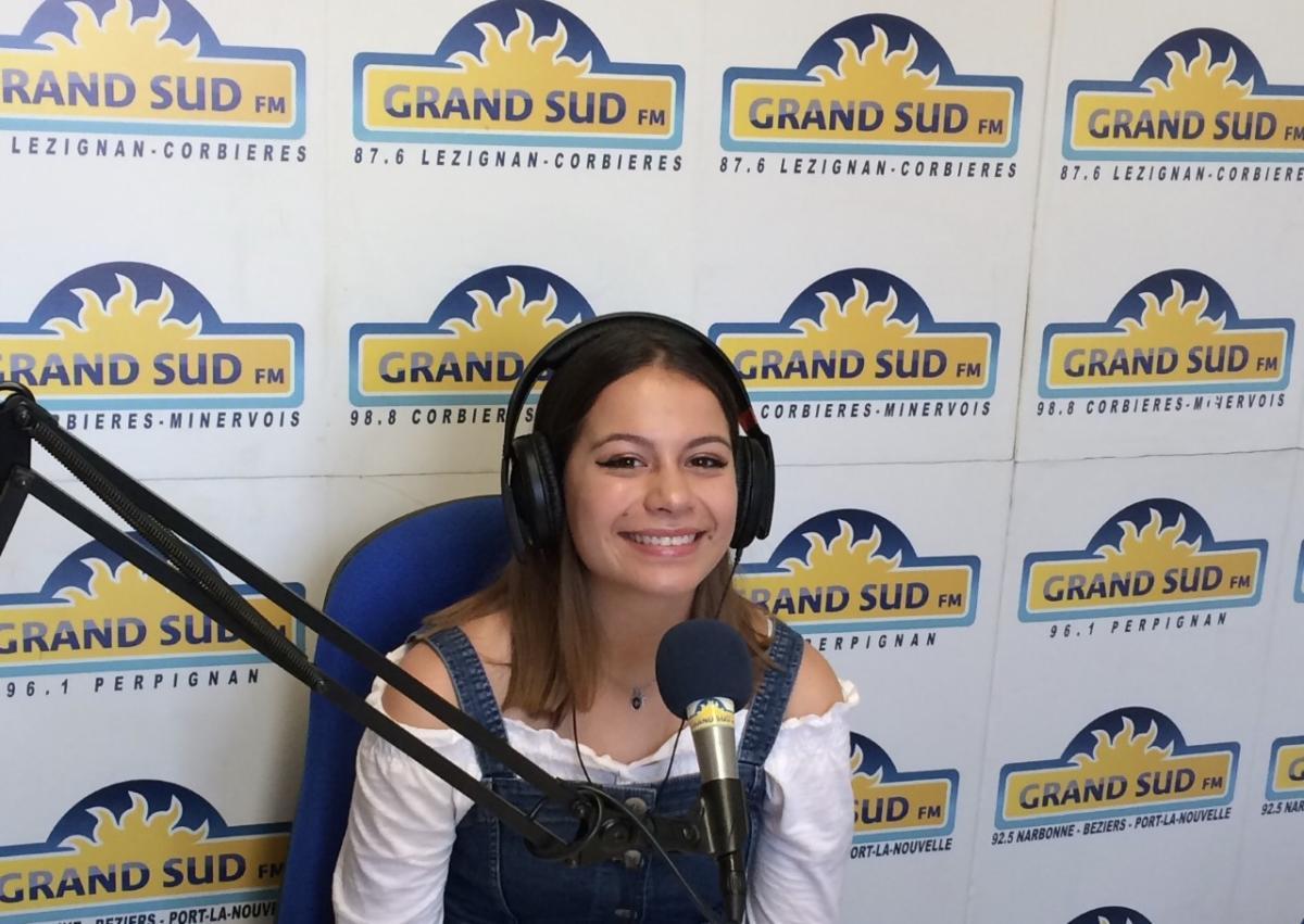 27-11-19 La chanteuse Shana en concert à Narbonne Plage