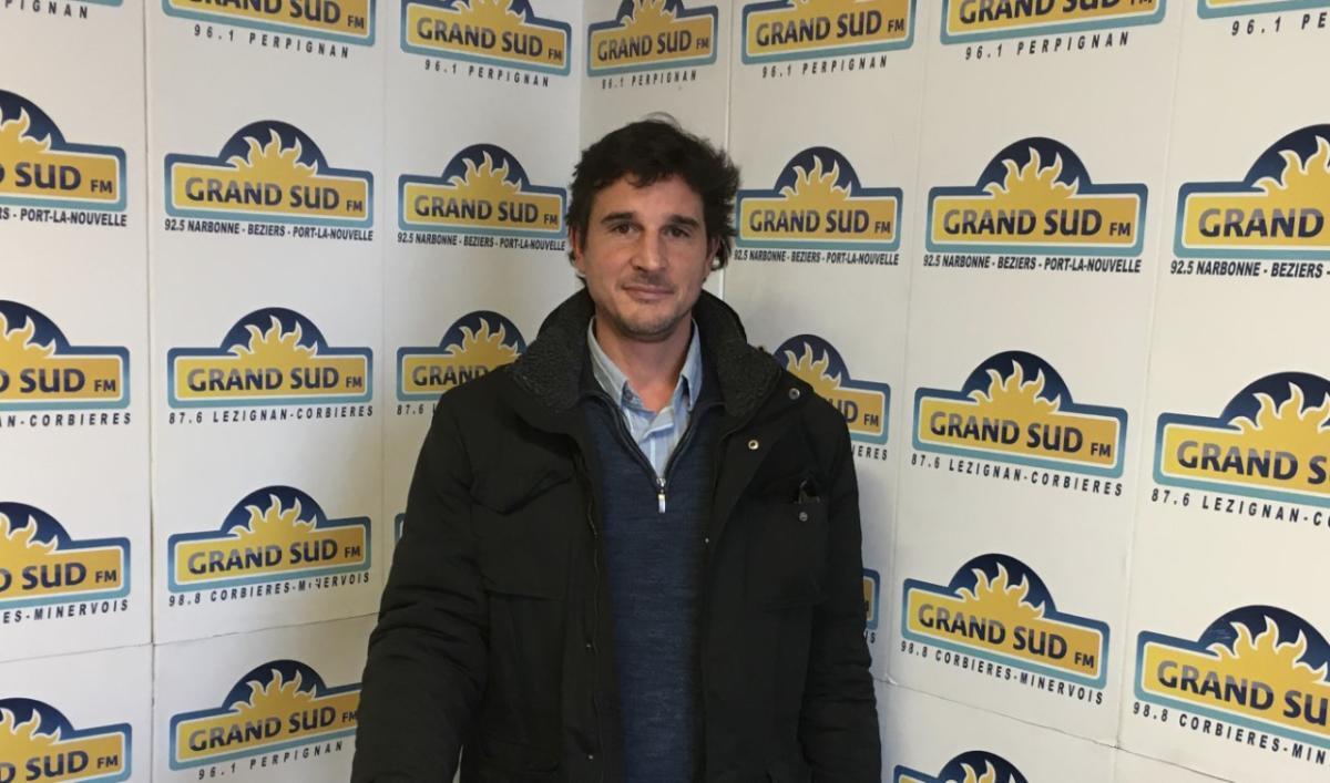 21-11-19 Frédéric LHEUREUX présente l'exposition «Racingman au Cœur Narbonnais» à l'antenne du Conseil départemental de Narbonne.