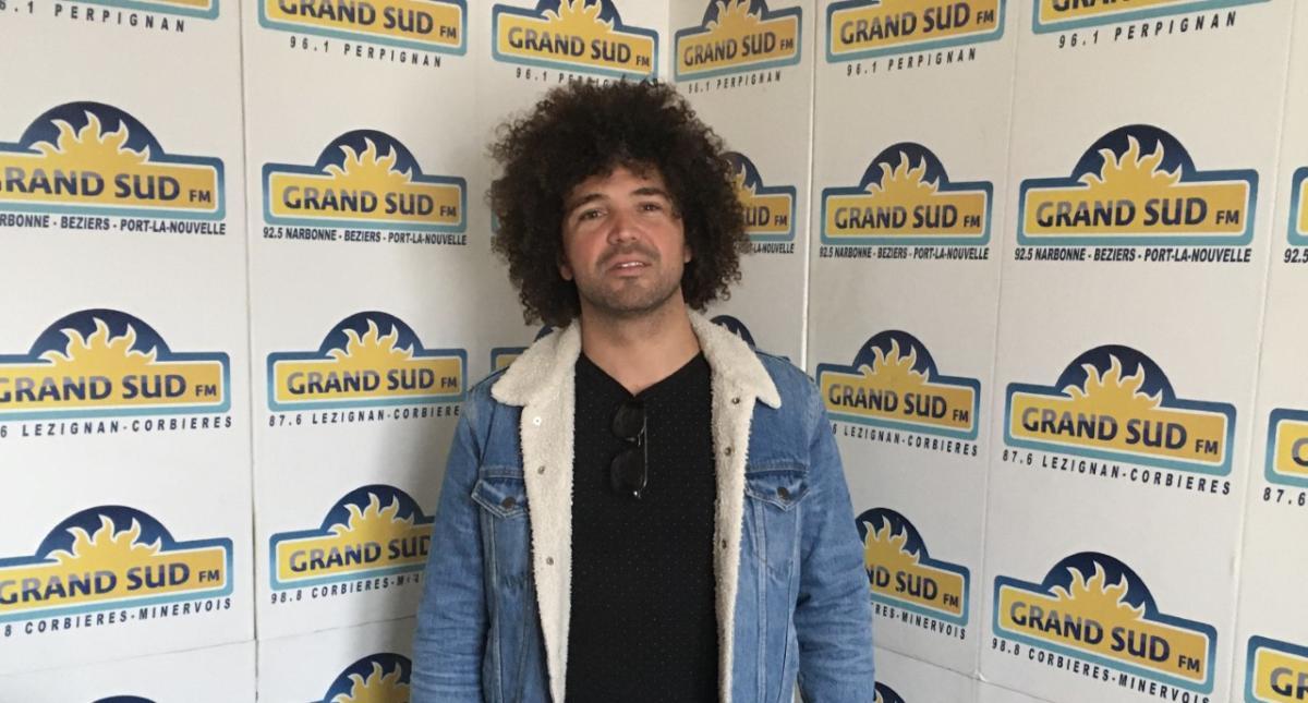 03-01-20 Charles JESUS-PRÊT, l'un des organisateurs du Festival Radio Crochet