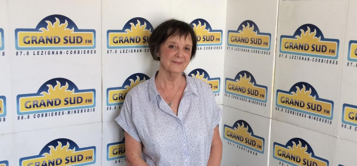 06-12-19 Corinne NARDIN, bénévole de l'association française de personne souffrant de troubles obsessionnels compulsifs