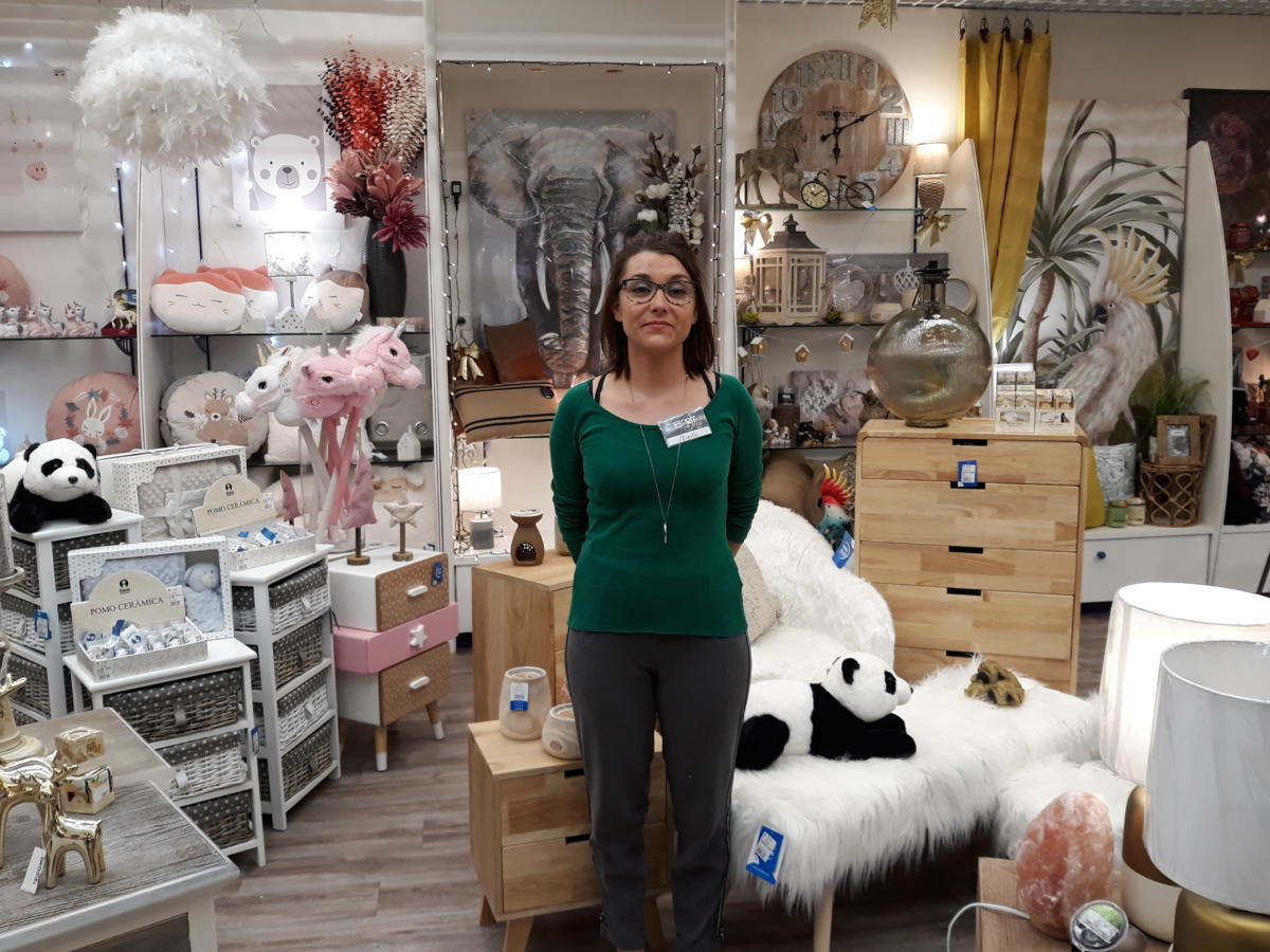 12-12-19 Le RDV Shopping chez Esprit by Tridôme à Narbonne