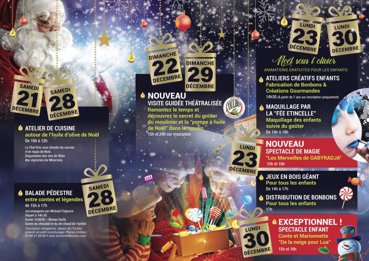 17-12-19 Le RDV Shopping chez l'Oulibo à Bize-Minervois avec Jean-Marc THIBAULT