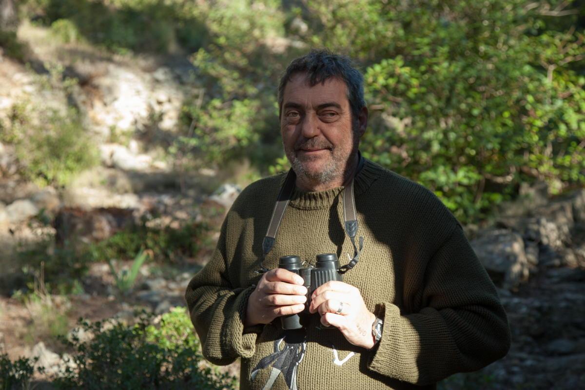 30-01-20 Dominique CLEMENT, ornithologue à l'association Aude Nature