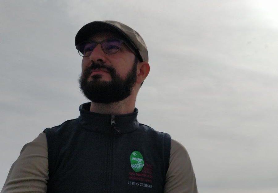 29-01-20 Guilhem MOLLERA, gestionnaire d'espaces naturels au Parc Naturel Régional de la Narbonnaise en Méditerranée