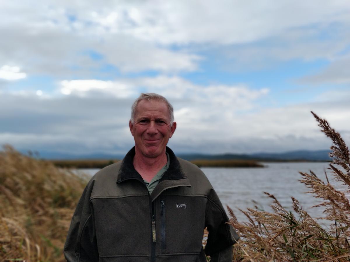04-02-20 : Thierry RUIZ : Président de la fédération de chasse des gibiers d'eau.