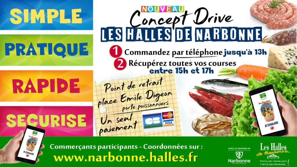 03-04-20 Stéphane ROMAIN, chargé de communication aux Halles de Narbonne