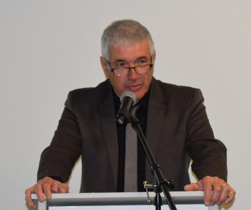 26-03-20 Philippe VERGNES : Président de la  Chambre d'Agriculture de l'Aude