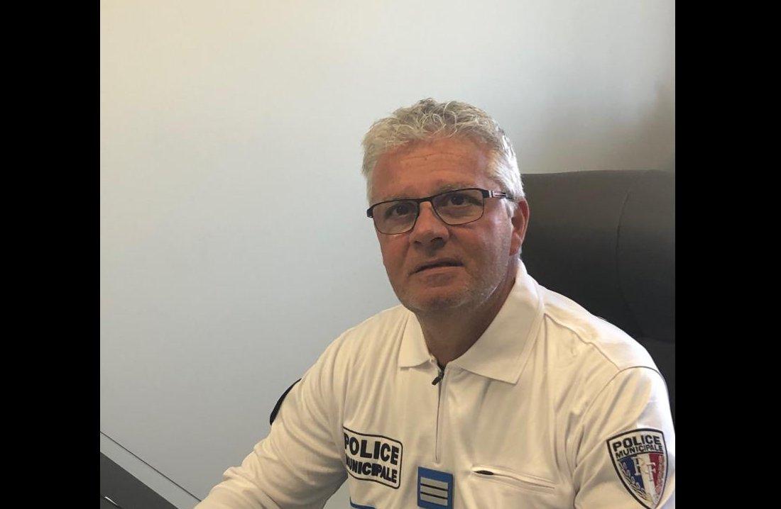 14-04-20 : Jean-Marie KLAUI, le responsable du Centre de Supervision Urbain de la ville de Narbonne.