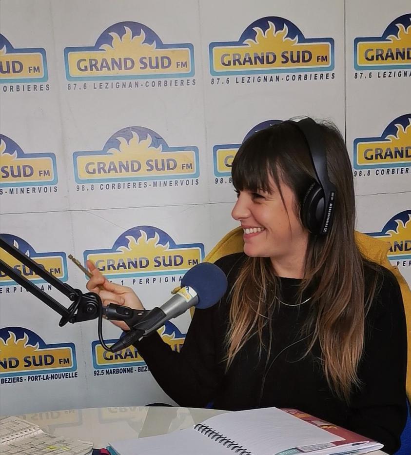 04-04-20 : Melissa SENDROUS: diététicienne à Narbonne