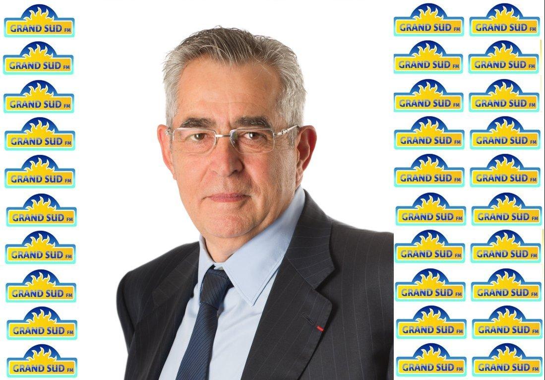 18-04-20 : Jean-Marc PUJOL, maire de Perpignan