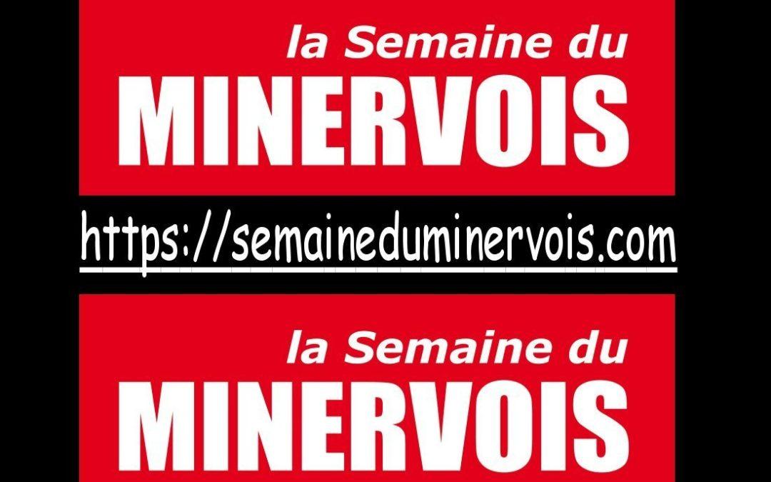 retrouvez notre partenaire La Semaine du Minervois sur le web