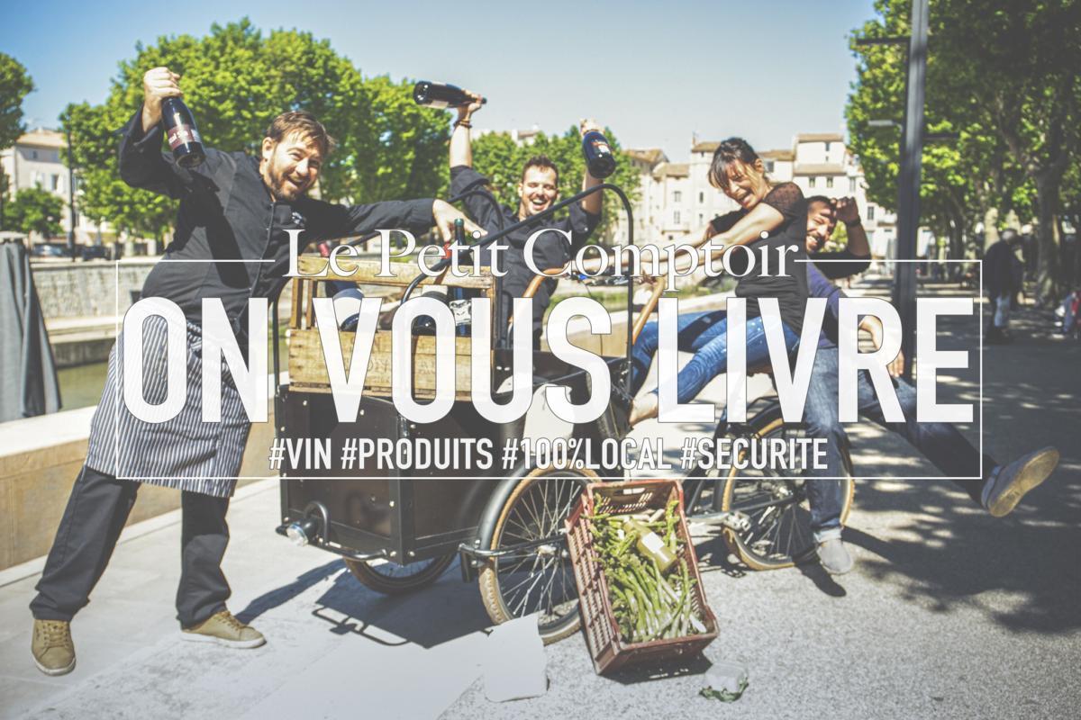 28-05-20 Le RDV Shopping au Petit Comptoir à Narbonne