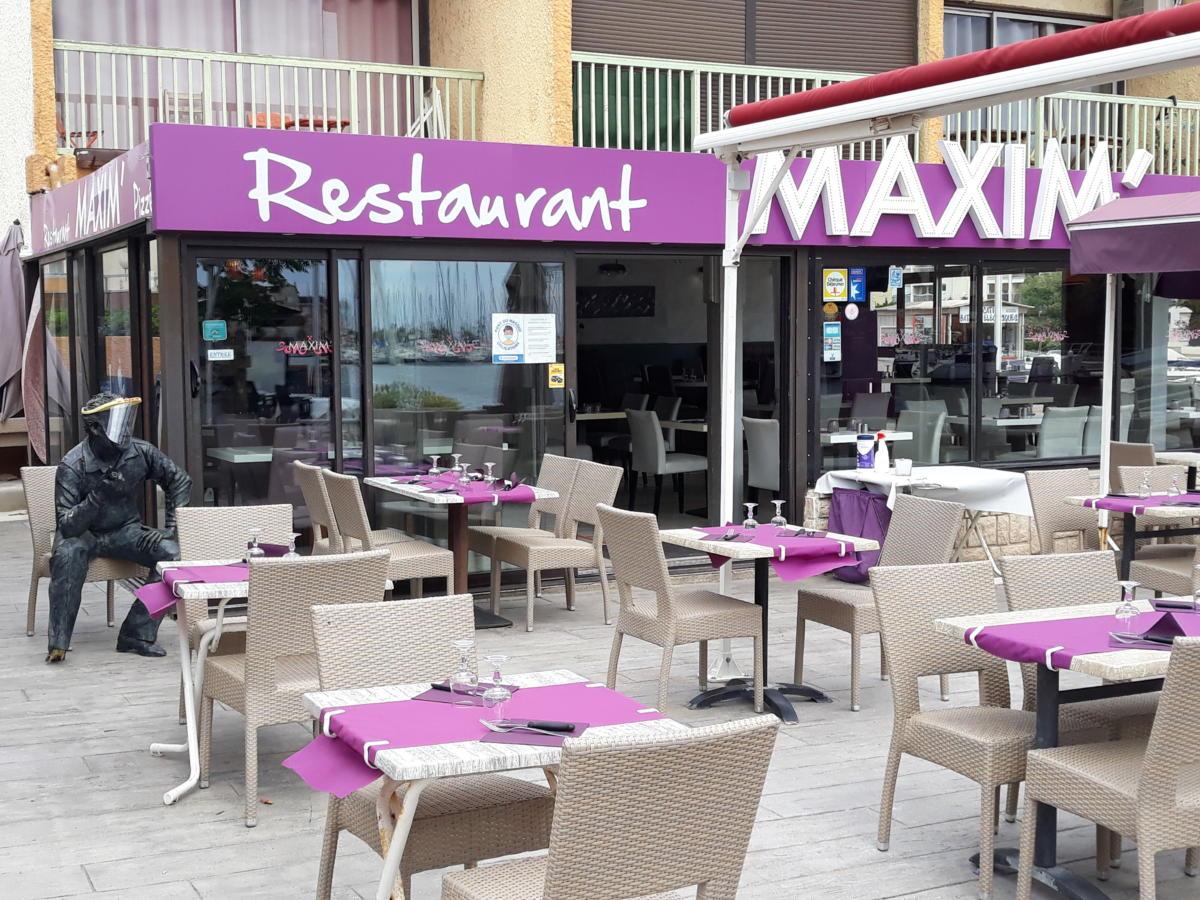 17-06-20 Le RDV Shopping au restaurant Chez Maxime à Gruissan