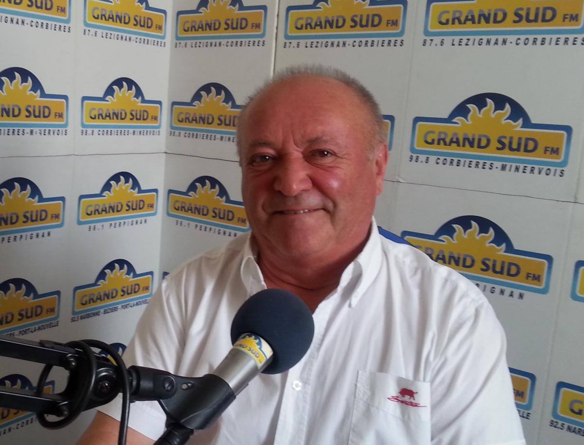 16-06-20 : Christian BARRE, candidat aux élections municipales de Fleury d'Aude