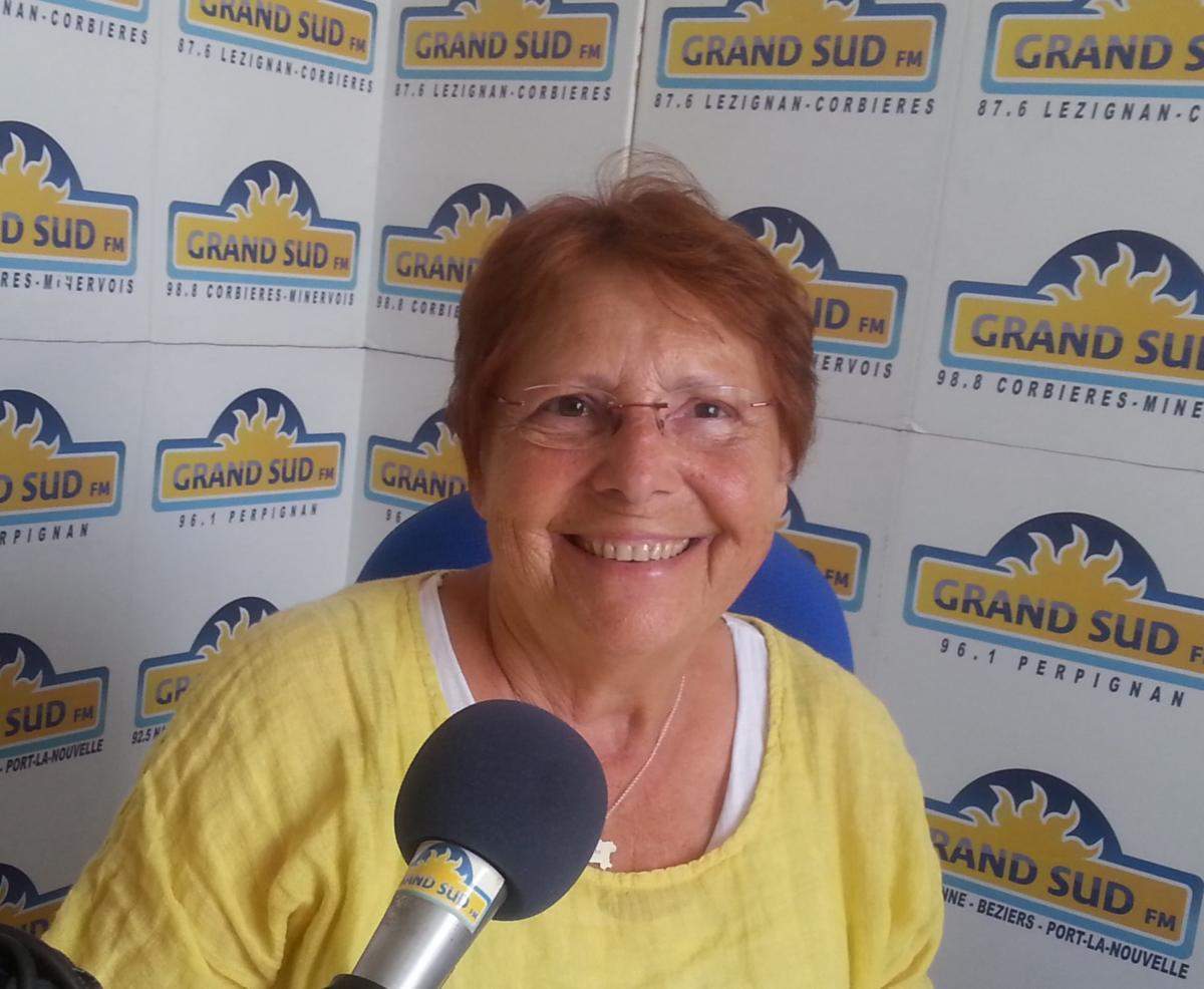 17-06-20 : Martine CADENA, candidate aux élections municipales de Fleury d'Aude