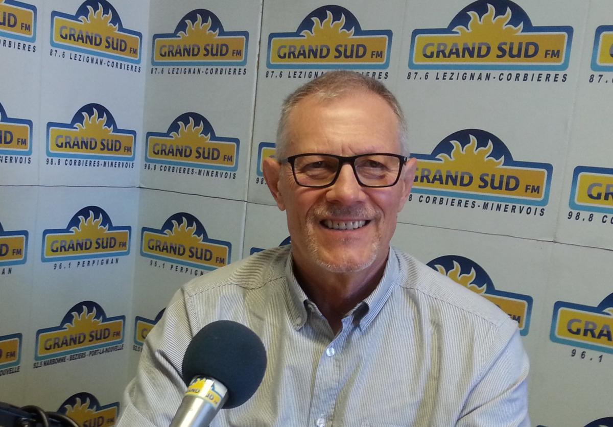 19-06-20 : Gérard FORCADA, candidat aux élections municipales de Lézignan-Corbières.
