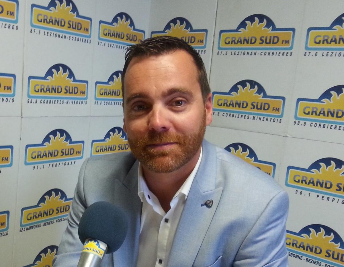 18-06-20 : André-Luc MONTAGNIER, candidat aux élections municipales de Fleury d'Aude