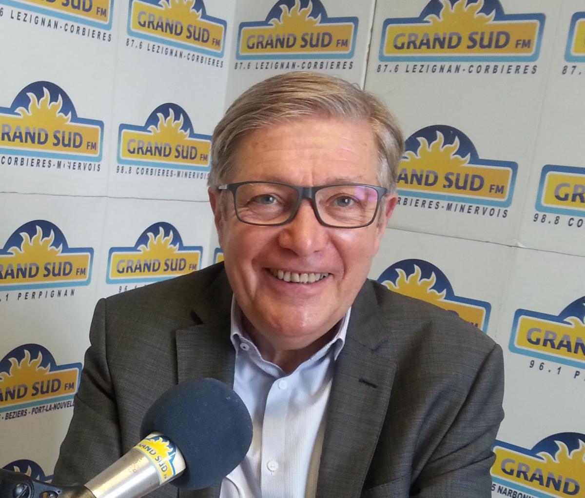 24-06-20 : Didier MOULY, maire sortant & candidat aux élections municipales de Narbonne