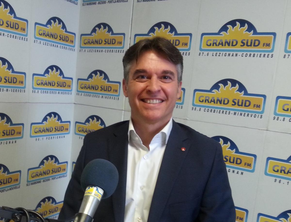 25-06-20 : Nicolas Sainte-Cluque, candidat aux élections municipales de Narbonne