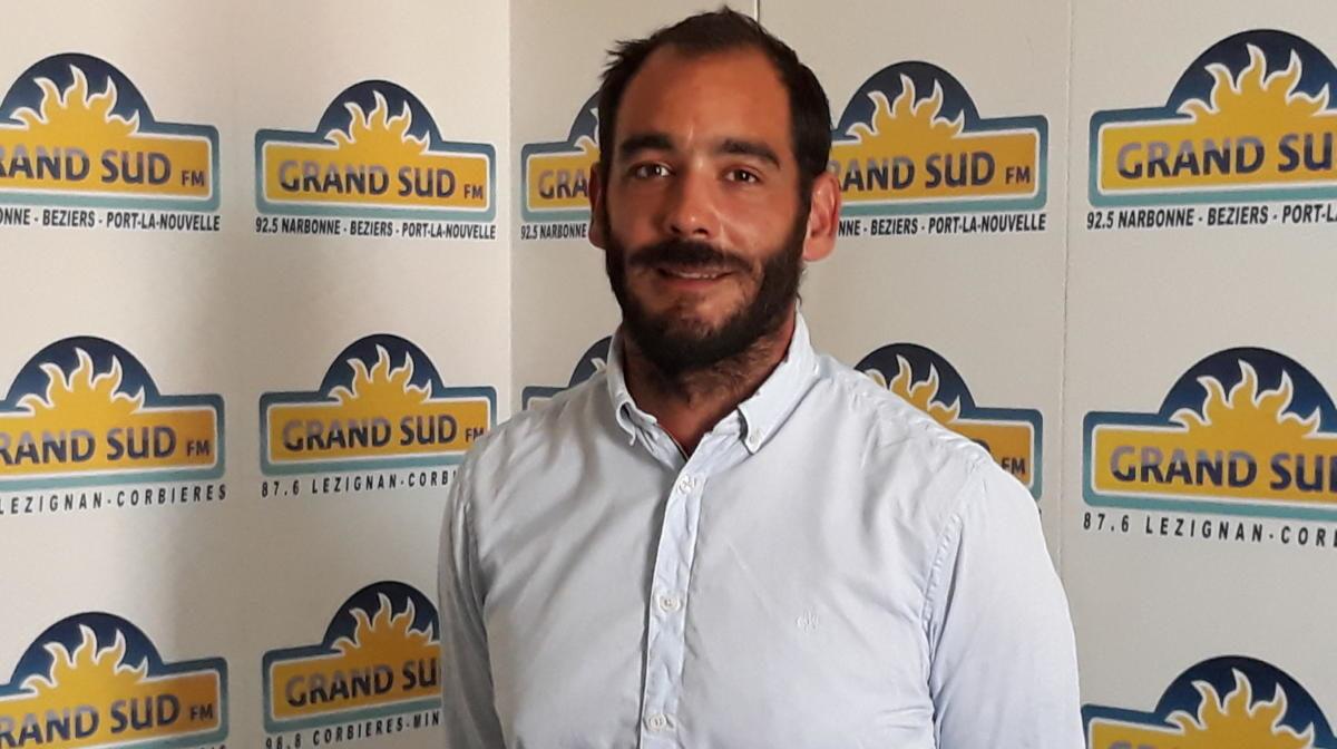 30-07-20 : Jean GALANT : Président de l'Association «Le Verger du Canal» à Ventenac en Minervois.