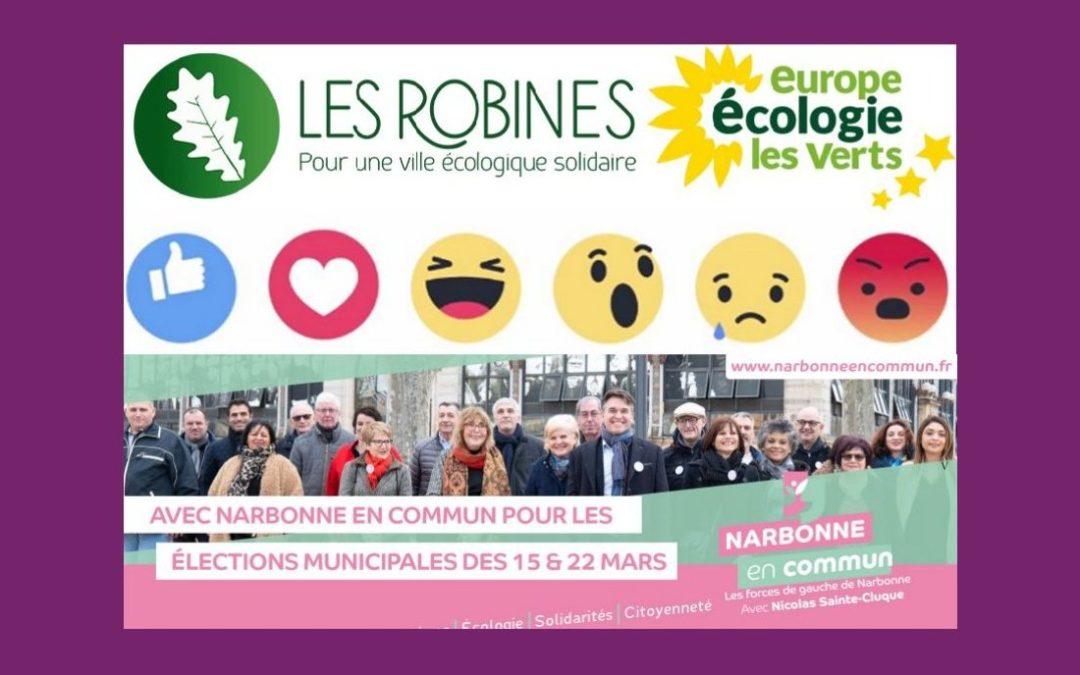 LA CHRONIQUE DE JEAN-CLAUDE JULÈS, 6 JUILLET 2020. Socialistes versus écologistes. (LE TEXTE.)