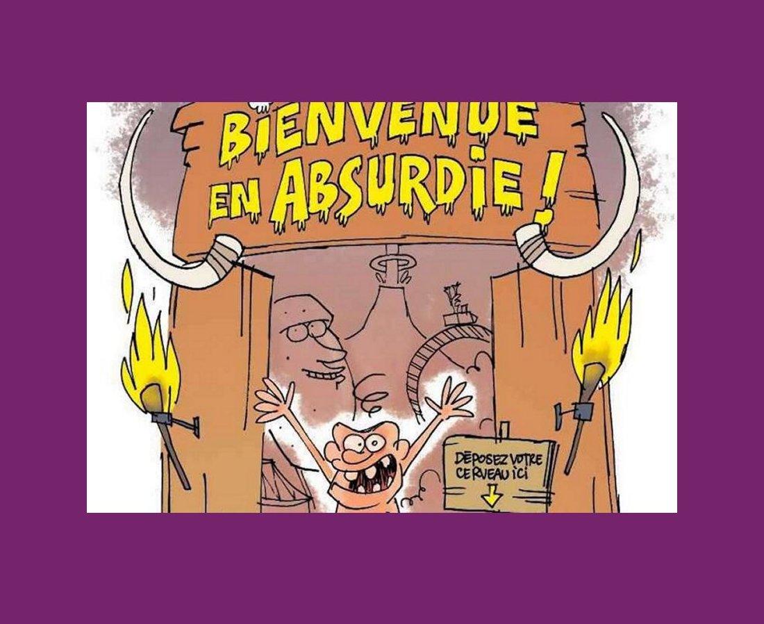 LA CHRONIQUE DE JEAN-CLAUDE JULÈS, 3 AOUT 2020. DEMOCRATIE ET…ABSURDIE. (LE TEXTE.)