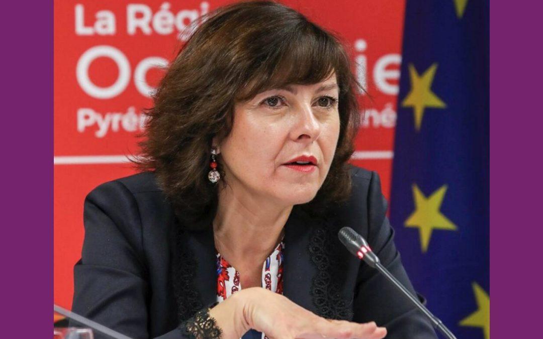 LA CHRONIQUE DE JEAN-CLAUDE JULÈS, 27 JUILLET 2020. Carole Delga en campagne. (LE TEXTE.)