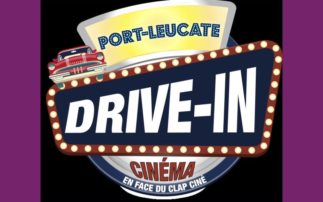 le drive in ciné de PORT-LEUCATE