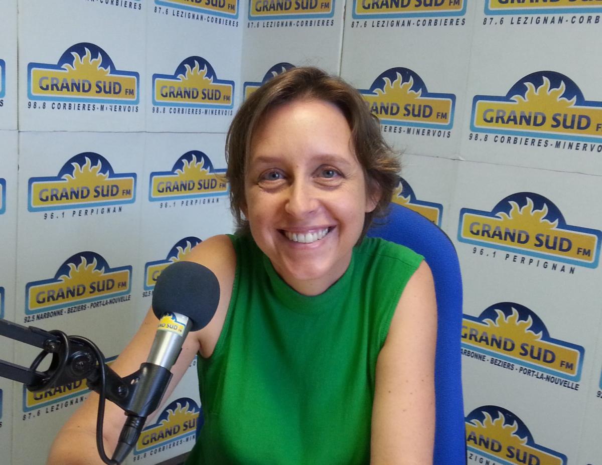 14-08-20 Viviane THIVENT : conseillère municipale écologiste à Narbonne