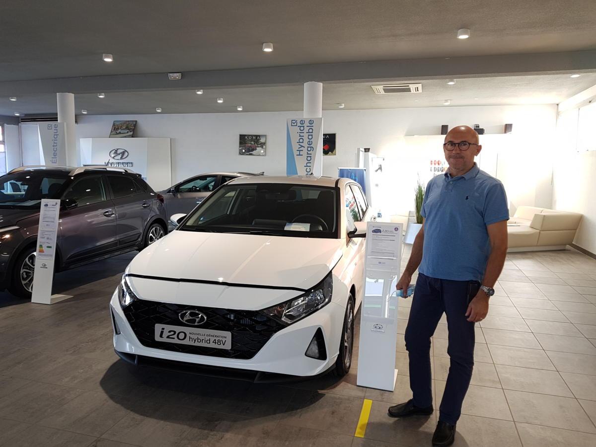 30-09-20 Le RDV Shopping à la concession Hyundai à Narbonne Narbonne