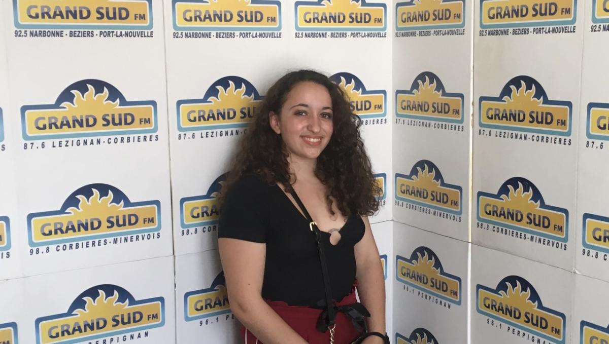16-09-20 Marilou a été sélectionnée pour l'émission The Voice Kids saison 7