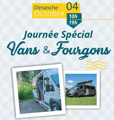 23-09-20 Le RDV Shopping avec le Salon du Camping-car et du Fourgon aménagé à Narbonne