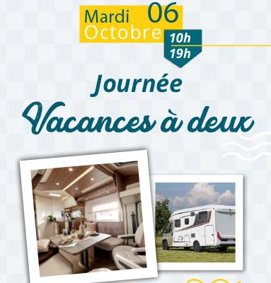 24-09-20 Le RDV Shopping avec le Salon du Camping-car et du Fourgon aménagé à Narbonne