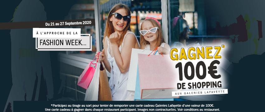 18-09-20 Le RDV Shopping à la Brasserie Gusto à Narbonne