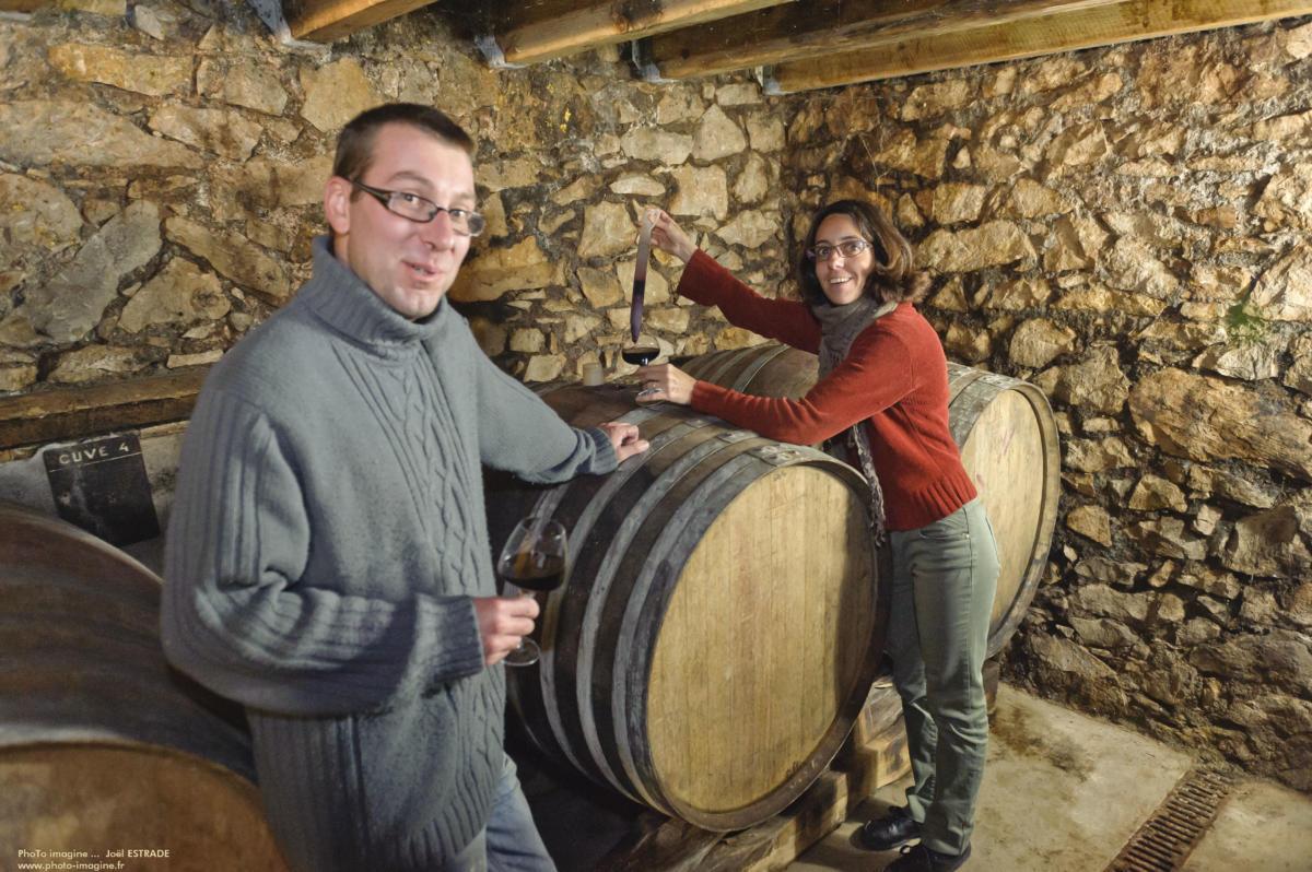 09-10-20-20 Le RDV Audois avec Laurent BACHEVILLIER, vigneron au Domaine les Cascades à Ribaute