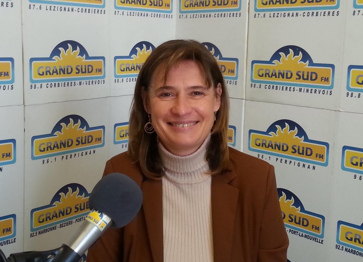 28-10-20 Catherine BOSSIS, conseillère départementale de l'Aude