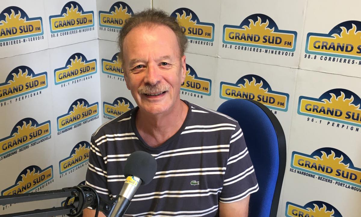 09-09-21 : Olivier NUNGE, président de l'Association A tout bout de chant à Narbonne.