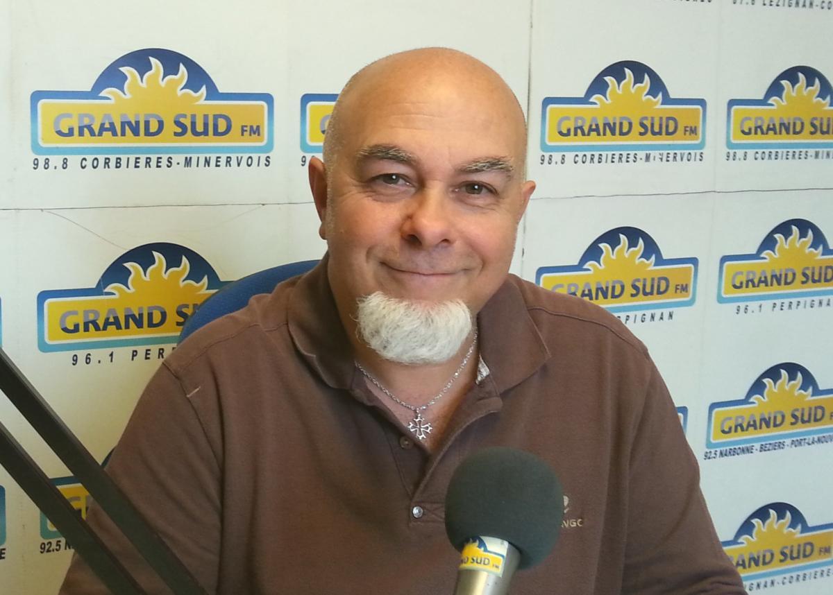 23-10-20 Thierry SERRES : Responsable syndical UNSA au Centre Hospitalier de Narbonne