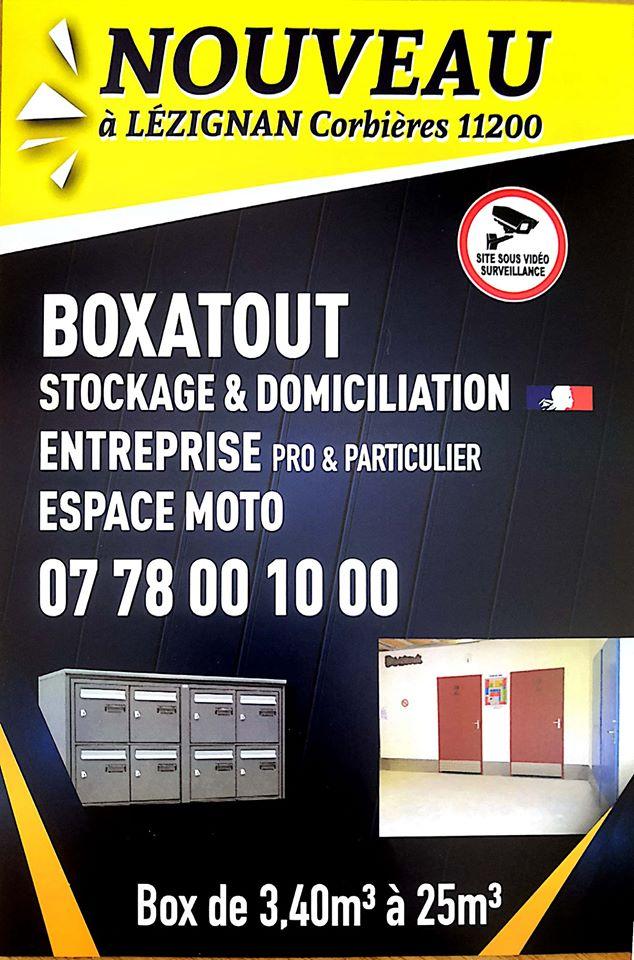 15-10-20-20 Le RDV Audois avec Rémi TREMEGE, Gérant de Boxatout à Lézignan-Corbières