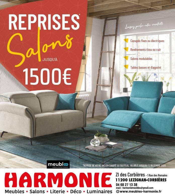 28-10-20-20 Le RDV Audois avec Cédric GRACIA, responsable du magasin Harmonie à Lézignan-Corbières