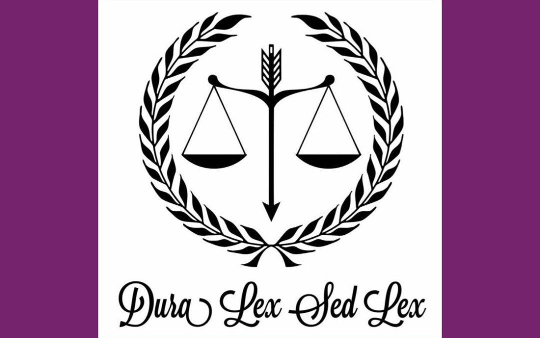 LA CHRONIQUE DE JEAN-CLAUDE JULÈS, 19 OCT 2020. A quoi donc sert la loi ? LE TEXTE.